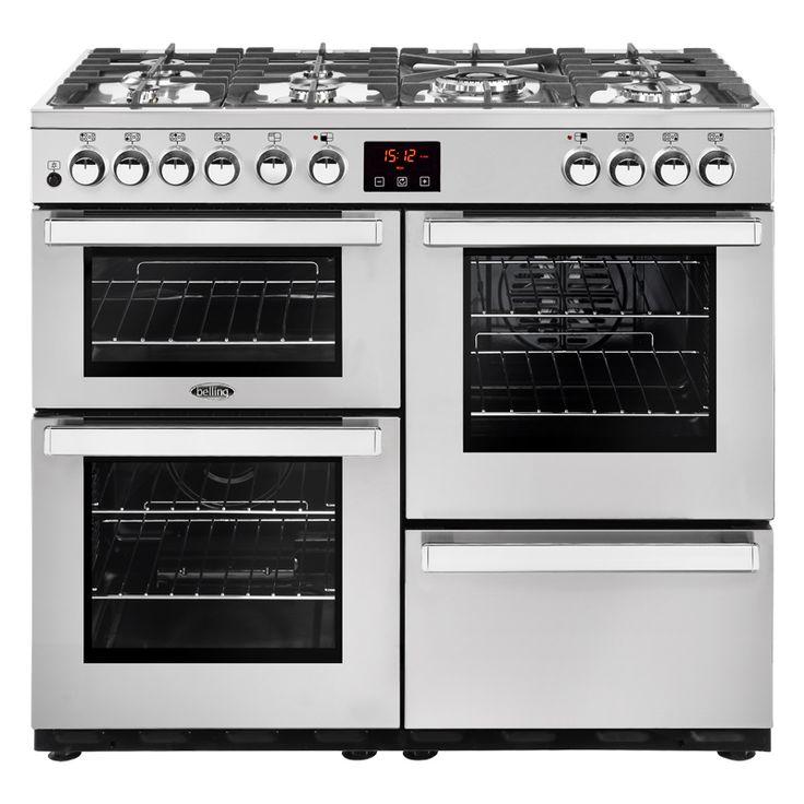 Lovely Freestanding Range Cookers Uk Part - 13: Freestanding Kitchen Range Cookers UK - Belling