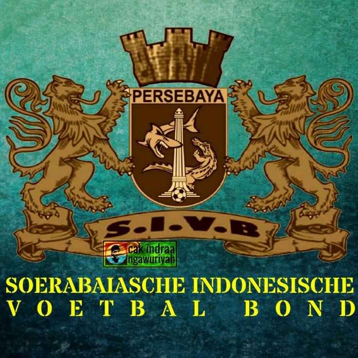 #persebaya soerabaiasche Indonesische Voetbal Bond