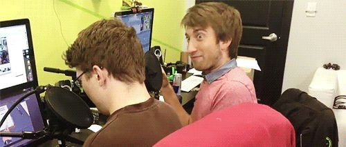 Gavin Free, ladies and gentlemen. He knows how to make it creepy.