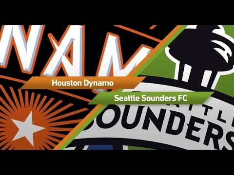Houston Dynamo vs Seattle Sounders Highlights and Goals - MLS Soccer - March 5, 2017 - Football Video Highlights - Latest Football / Soccer Highlights and Videos