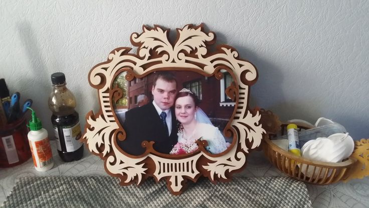 11. Фоторамка. How to make a picture frame