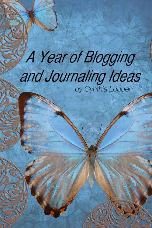 365 Blog Topics and Journaling Ideas: FREE eBook!