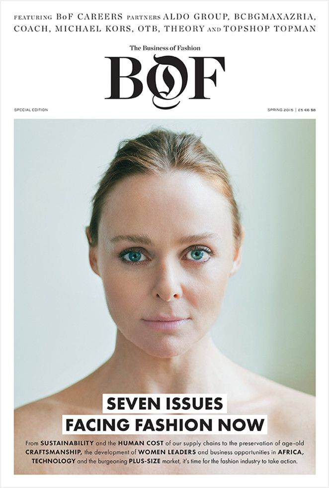 BoF Cover Star Stella McCartney on Building a Sustainable Luxury Brand - The Business of Fashion