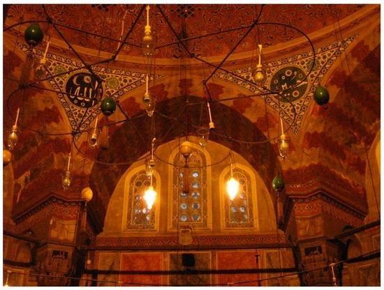 Turbe - Mausoleum of Sultan Suleyman the Magnificent - Suleymaniye, Istanbul