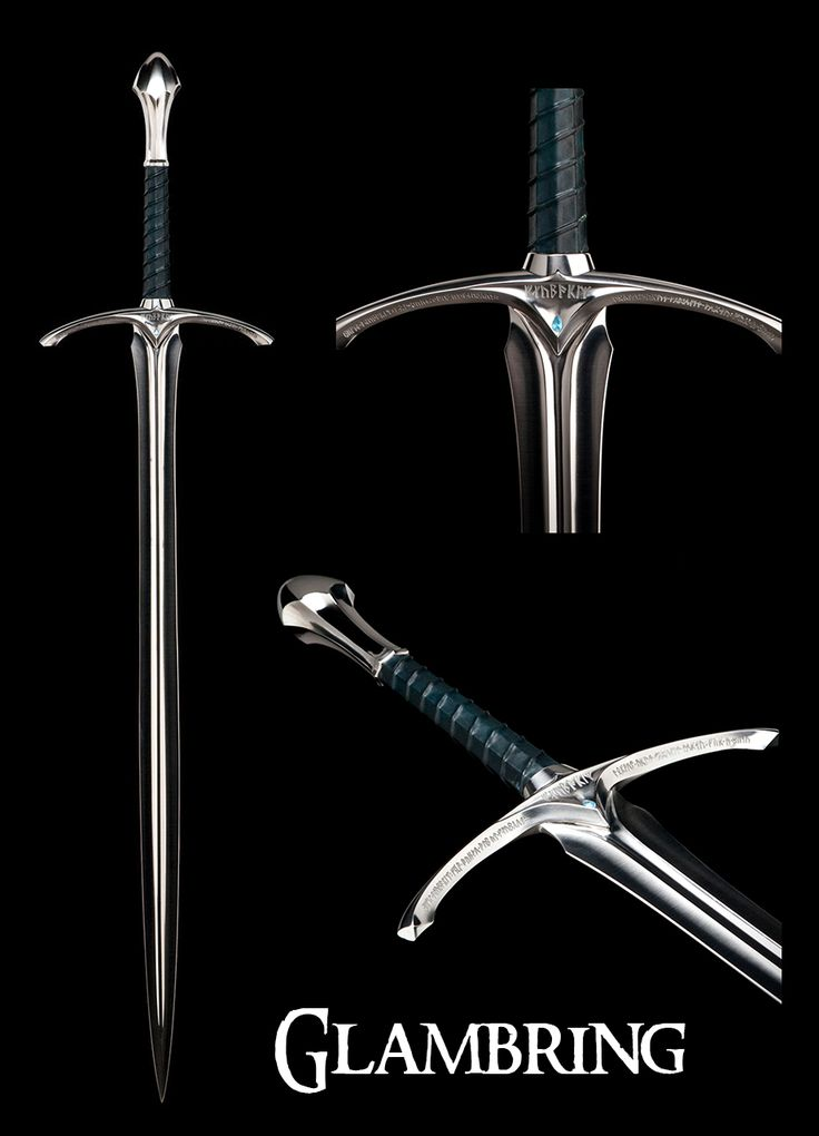 Sword Of Glamdring Turgon Lord Of The Rings