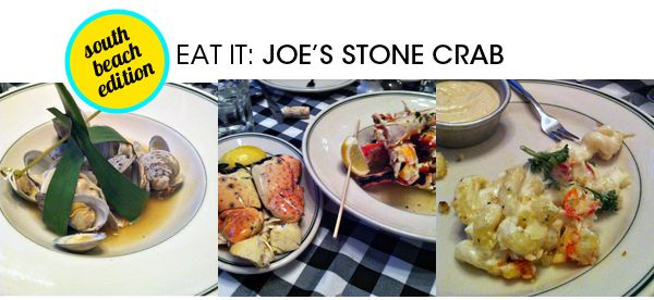 ... Stone Crab Claws, King Crab Legs, Lobster Mac & Cheese at Joe's S...
