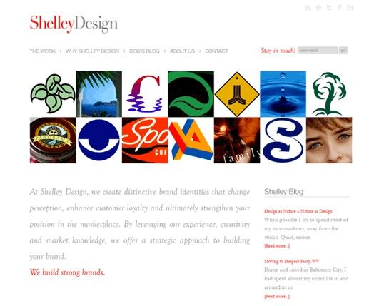 Shelley Design, LLC Website