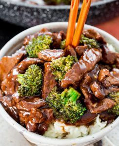 The Best Easy Beef and Broccoli Stir-Fry – Weight Watchers Recipes