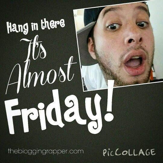 Hang in there... it's almost FRIDAY!!! #friday #theweekend #weekends #like4like #likeforlike #follow4folow #followforfollow