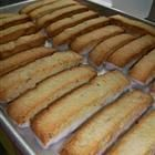 """Anise Biscotti - on my 'to try"""" list. They don't look too difficult!"""