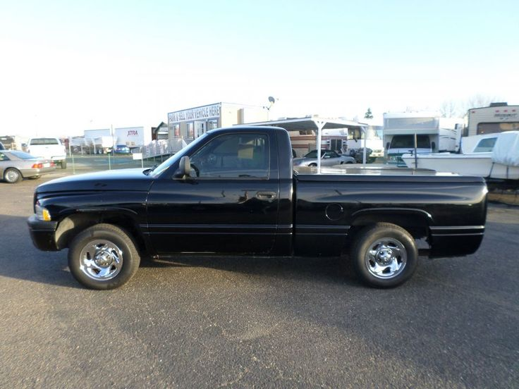 1998 Dodge 1500 SST For Sale by Owner