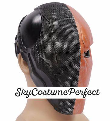 Deathstroke Costume