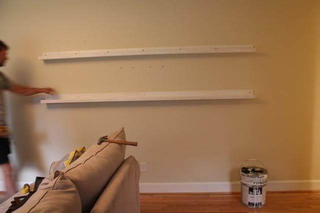 photo shelves