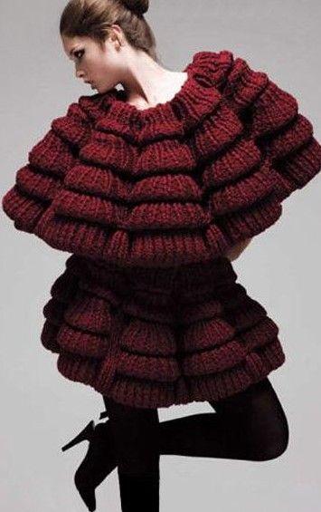 Sandra Backlund knitwear