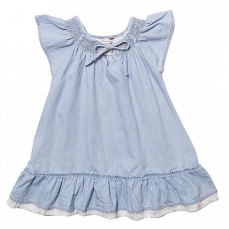 Fox & Finch Coco Peasant Dress, Girls Clothing