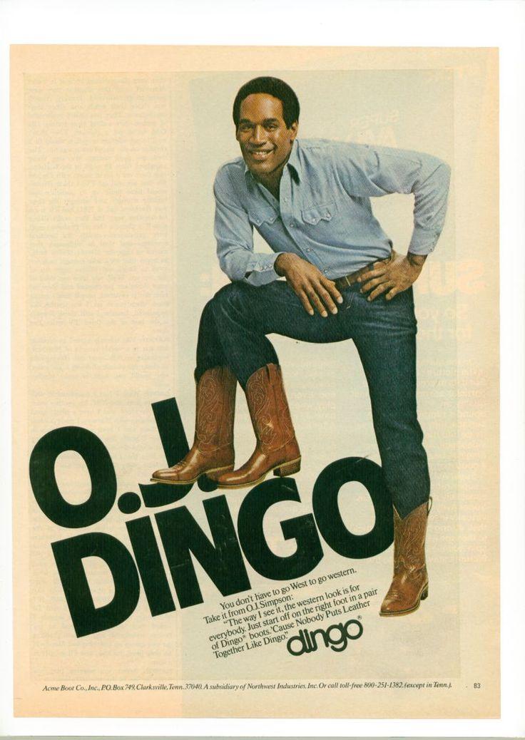 70s Men - OJ