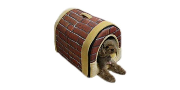 Your pet will love this cute, cozy indoor pet house. Don't miss out on the special discount price only available till December 31, 2015.