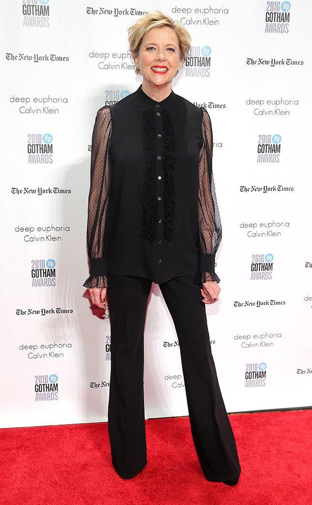 Annette Bening from 2017 Golden Globes: Meet the Presenters  20th Century Women