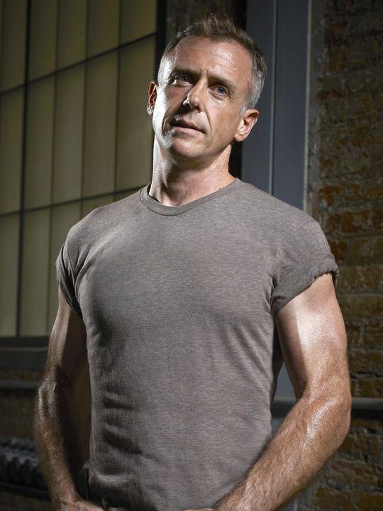 Chicago Fire (TV show) David Eigenberg as Christopher Hermann