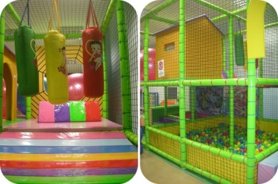 sala giochi bambini | Baby Parking con Spaziosa Sala Giochi per Bambini a Busto Garolfo ...
