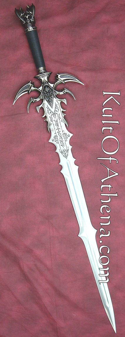 Kit Rae Vorthelok Sword Autographed Edition