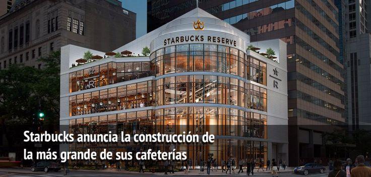 """Recientemente la cadena de cafeterías Starbucks anunció que próximamente abrirá un """"Starbucks Reserve Roastery""""en Chicago, un restaurante que supone ser el más grande de su tipo en toda la historia de la compañía. .@Starbucks announces Reserve Roastery coming to #Chicago's Mag Mile in 2019 https://t.co/Sk81AoGuxc pic.twitter.com/qmqX8mnz9K — Starbucks News (@Starbucksnews) April 26, 2017 Roastery esRead More"""