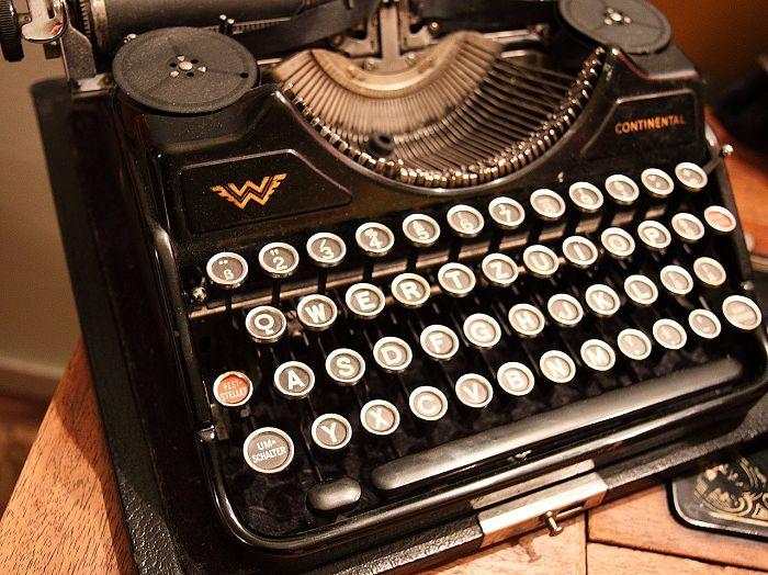 Espionnage : des politiciens allemands pensent à la machine à écrire