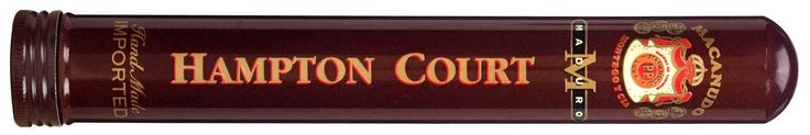 Shop Now Macanudo Maduro Hampton Court Aluminum Tube Cigars - Maduro Box of 25 | Cuenca Cigars  Sales Price:  $127.99