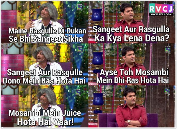 5 Reasons Why Sunil Grover Is Better Than Kapil Sharma! - Rajnikant V/s CID Jokes