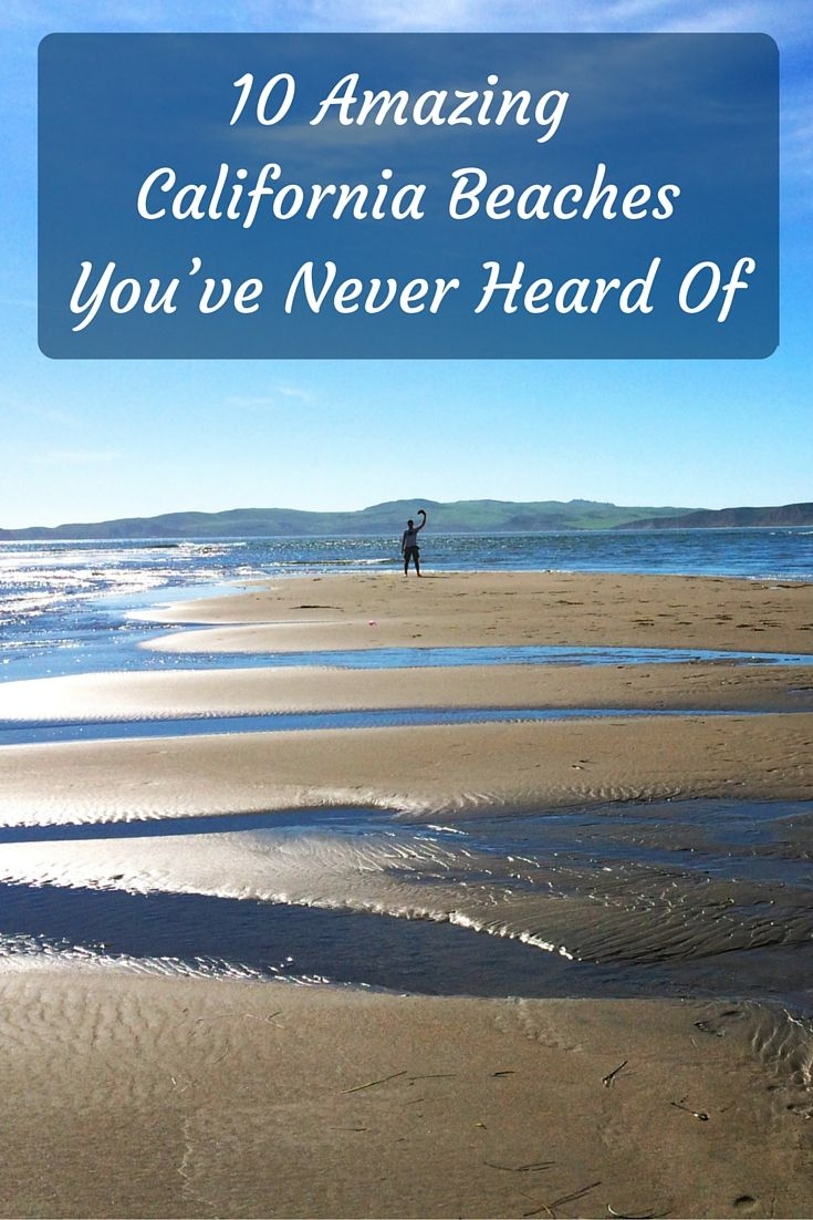 GoAltaCA | 10 Beaches in California you've probably never heard of.