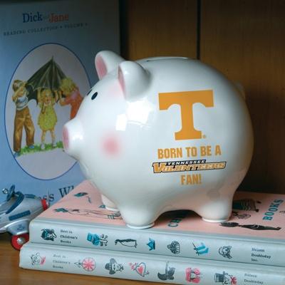 Tennessee Volunteers Piggy Bank