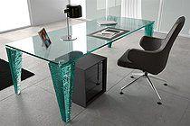 Glass Shelves | Custom Glass Table Tops - LeMieux Glass