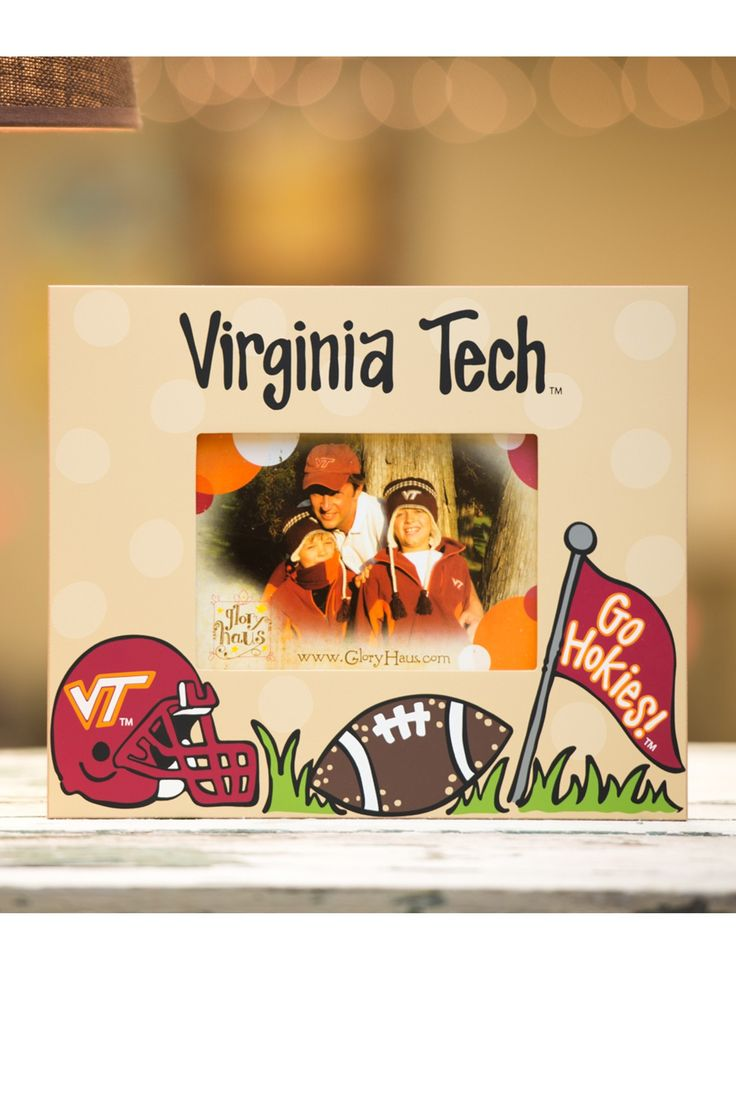 Virginia Tech Artwork Frame