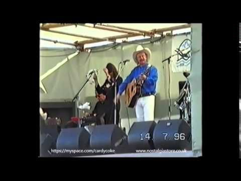 Cardy & Coke at The Lazy 'K' Country Music Festival, Haverhill 1996
