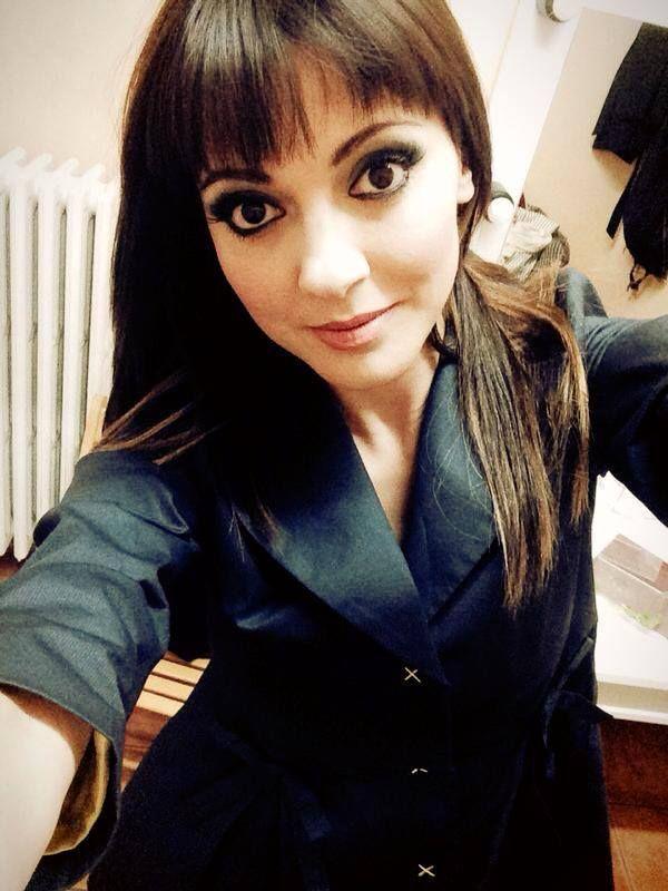 Un Selfie di Simona Molinari in Princesse Metropolitaine