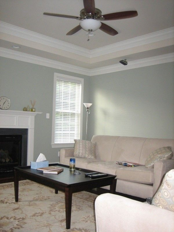 Living Rooms With Coved Crown Molding - Best site wiring ...
