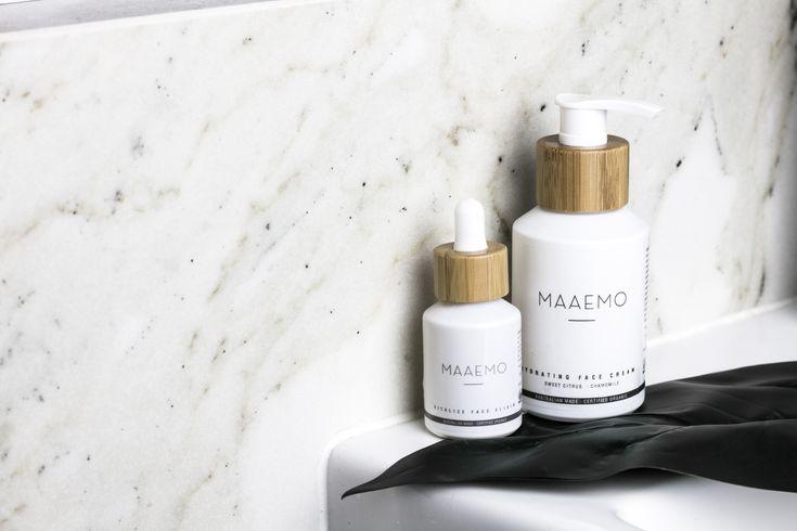 MAAEMO- Minimalist skincare