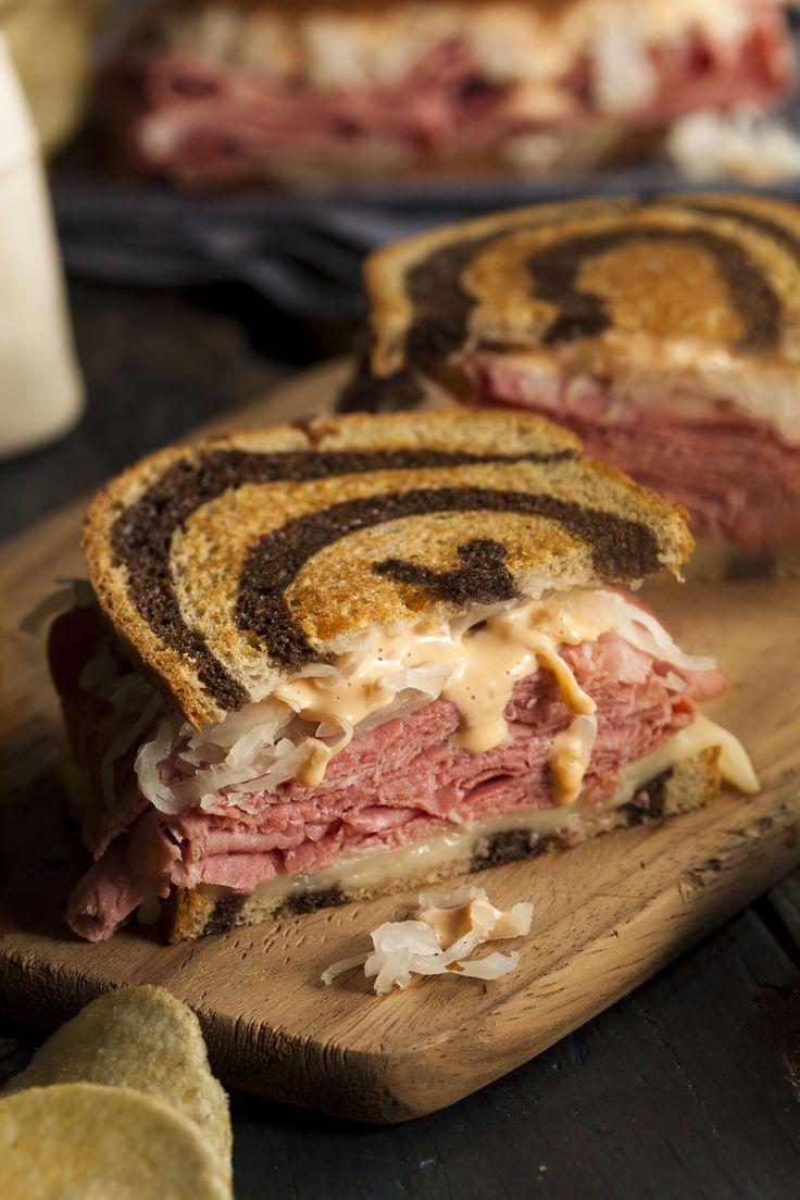 弁当に入ってて欲しい、ローストビーフのサンドイッチ