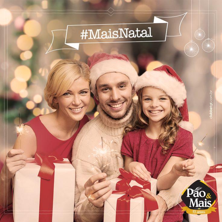 Então é Natal! Venha conhecer nossos produtos para montar uma mesa super especial com muitas delicinhas. #MaisNatal