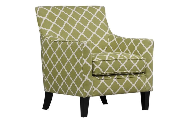 Kendall Green Accent Chair