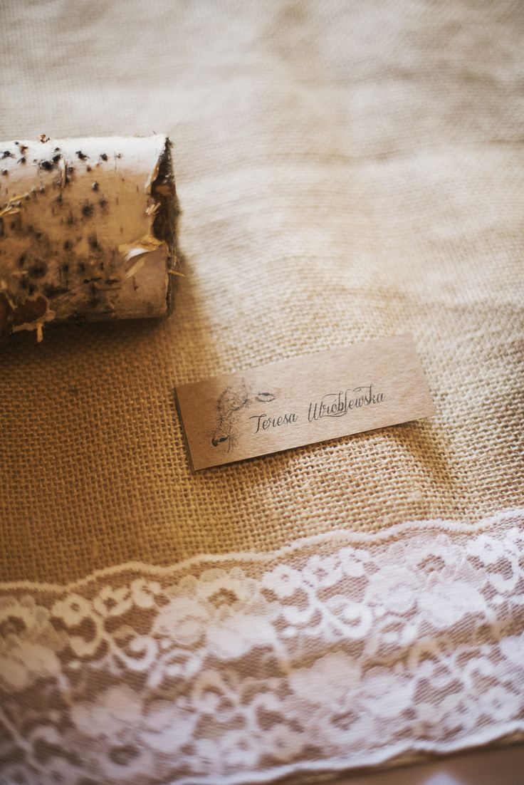 Guests names card by GRUNT STUDIO