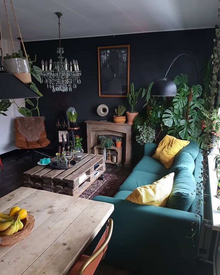 Living Room Inspiration Plants What We Loved This Week