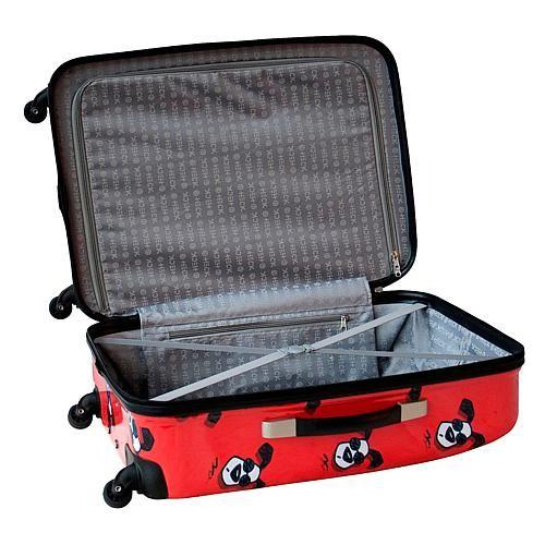 "Hardside 25"" Looking Cool Luggage"