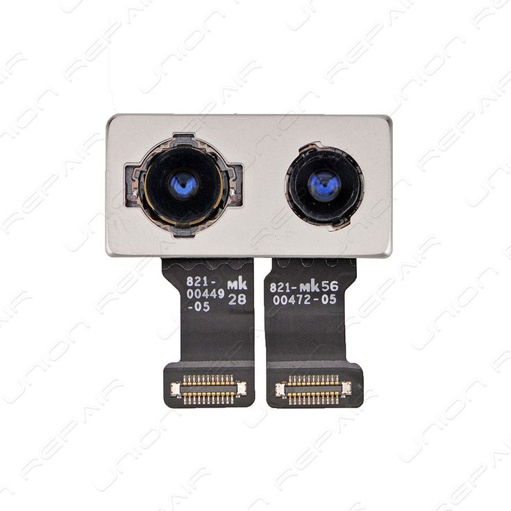 Replacement for iPhone 7 Plus Rear CameraFeatures:This iPhone 7 Plus Rear Facing Camera replacement is brand new and 100% original.If your Rear Facing Camera is non-working, this replacement part should...