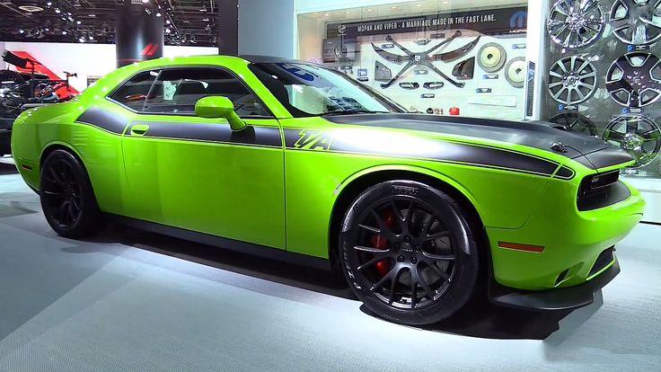 2015 Dodge Challenger T/A