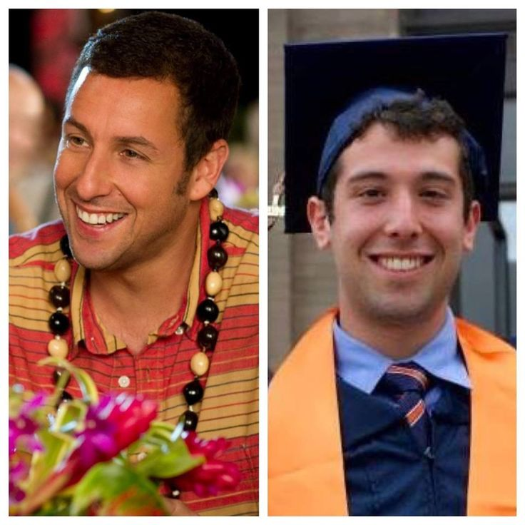 "The name of Adam Sandler's character in his new movie, ""The Do-Over"" is Max Kessler. My name is Max Kessler. Oh yeah, and I look just like him."