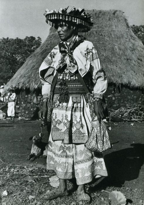 """Huichol Medicine Man. The Huichol or Wixáritari are a Native American ethnic group of western central Mexico, living in the Sierra Madre Occidental range in the Mexican states of Nayarit, Jalisco, Zacatecas, and Durango. They are best known to the larger world as the Huichol, however, they refer to themselves as Wixáritari (""""the people"""") in their native Huichol language."""