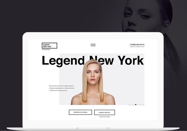 """다음 @Behance 프로젝트 확인: """"Legend New York"""" https://www.behance.net/gallery/46546559/Legend-New-York"""