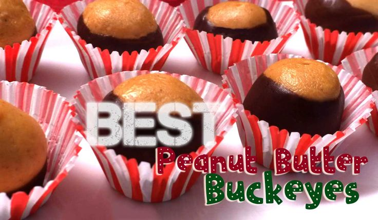 There are many peanut butter buckeye recipes on the web. I've tried many! The Best Peanut Butter Buckeyes Recipe that …