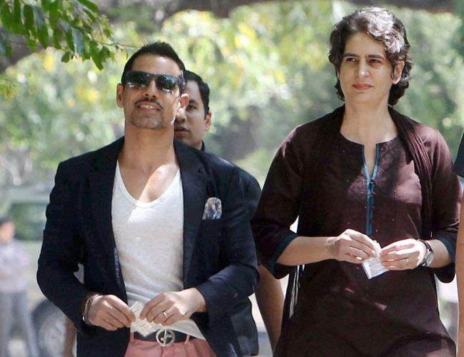 Haryana Land Deal : Priyanka Gandhi Vadra Says 'No Relationship' with Robert Vadra's Finance. Read this - http://u4uvoice.com/?p=260505